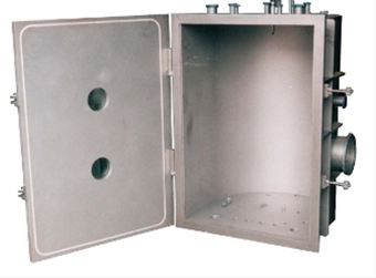 Vacuum Chambers Box Chamber Conversions Edwards 306