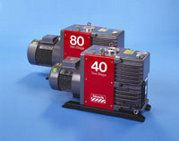 Refrigeration and Air Conditioning System Hire pumps. Edwards E2M40 and E2M80.